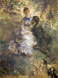 The Lovers | Renoir | veraltet