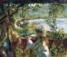 Near the Lake | Renoir | veraltet