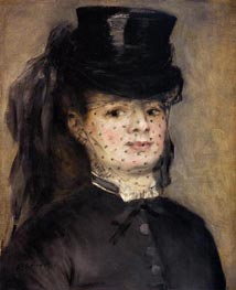 Madame Darras as an Amazon | Renoir | Gemälde Reproduktion