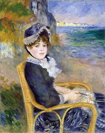 By the Seashore | Renoir | veraltet