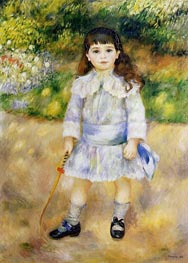 Child with a Whip | Renoir | veraltet