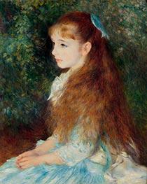 Irene Cahen d'Anvers | Renoir | Gemälde Reproduktion