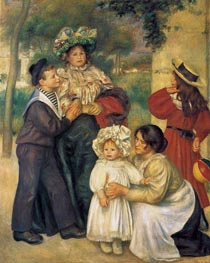 The Artist's Family | Renoir | Gemälde Reproduktion