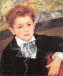 Portrait of Paul Meunier | Renoir | veraltet