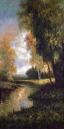 Tranquility Path II, Undated by Renoir | Painting Reproduction