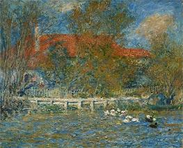 Der Ententeich | Renoir | veraltet