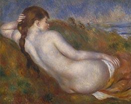 Reclining Nude | Renoir | Gemälde Reproduktion
