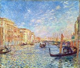 Grand Canal, Venice | Renoir | veraltet