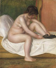 Nude, 1888 von Renoir | Gemälde-Reproduktion