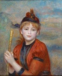 Rambler, 1895 von Renoir | Gemälde-Reproduktion