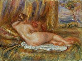 Reclining Nude, 1914 von Renoir | Gemälde-Reproduktion