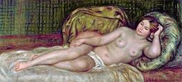 Large Nude, 1907 von Renoir | Gemälde-Reproduktion