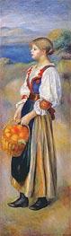 Girl with a Basket of Oranges | Renoir | veraltet