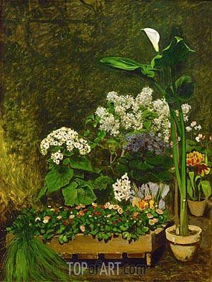 Renoir | Spring Flowers, 1864