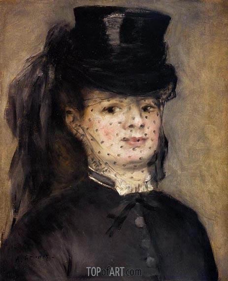 Renoir | Madame Darras as an Amazon, 1873