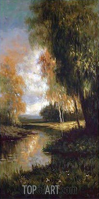 Renoir | Tranquility Path II,