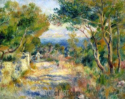 Renoir | L'Estaque, 1882