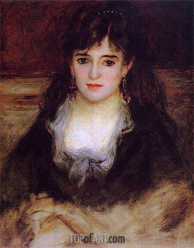 Renoir | Portrait of a Woman, 1876