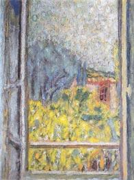 The Small Window (La Petite fenetre) | Pierre Bonnard | Painting Reproduction