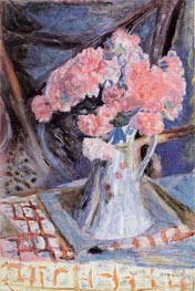 Bouquet of Flowers | Pierre Bonnard | outdated