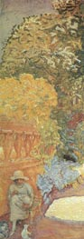 The Mediterranean. Triptych - Left Part | Pierre Bonnard | outdated