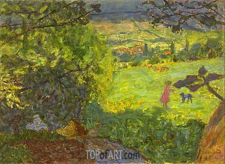 Pierre Bonnard | Landscape, Undated
