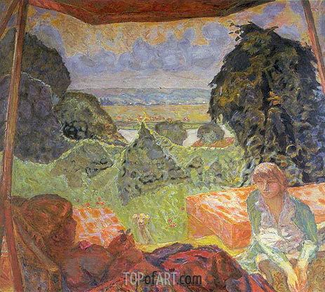 Pierre Bonnard | Summer in Normandy, c.1912