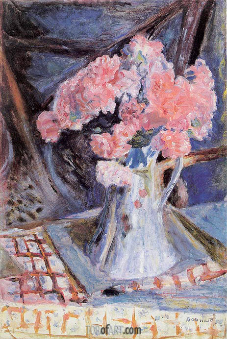 Pierre Bonnard | Bouquet of Flowers, c.1926