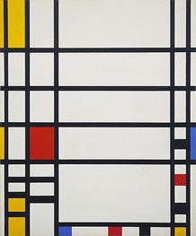 Trafalgar Square | Mondrian | outdated
