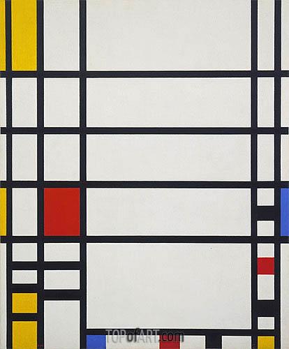 Mondrian | Trafalgar Square, c.1939/43