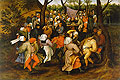 Peasant Wedding Dance | Pieter Bruegel the Younger