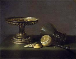 Still Life | Pieter Claesz | outdated