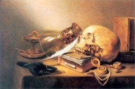A Vanitas Still Life | Pieter Claesz | outdated