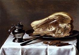 Still Life | Pieter Claesz | veraltet