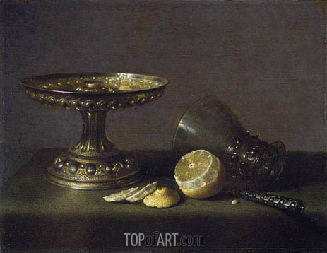 Pieter Claesz | Still Life, 1630