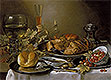 Still Life with Crab | Pieter Claesz