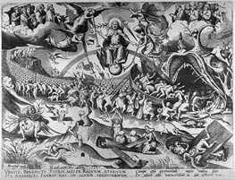 The Last Judgement, 1558 by Bruegel the Elder | Painting Reproduction