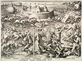 Fortitude, 1558 by Bruegel the Elder   Painting Reproduction