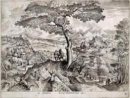 Milites Requiescentes, Undated by Bruegel the Elder   Painting Reproduction