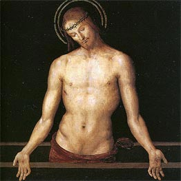Dead Christ | Perugino | outdated