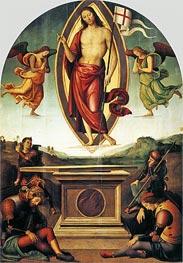 Resurrection of Christ | Perugino | veraltet