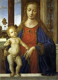 Virgin and Child | Perugino | veraltet