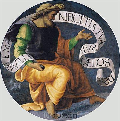 Perugino | The Prophet Isaiah, c.1512/17