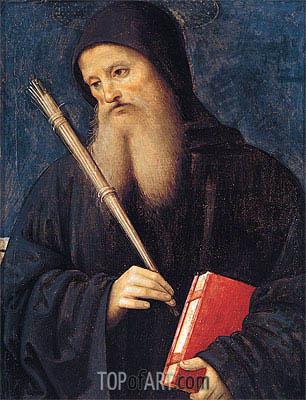Perugino | St. Benedict,
