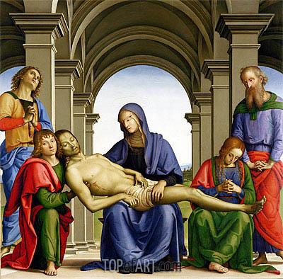 Perugino | Pieta, c.1494/95