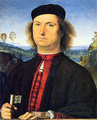 Perugino | Francesco delle Opere, 1494