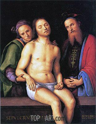 Perugino | Sepulcrum Christi, 1498