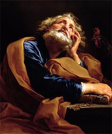 St Peter | Pompeo Batoni | Painting Reproduction