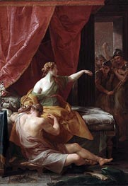 Samson and Delilah | Pompeo Batoni | Painting Reproduction