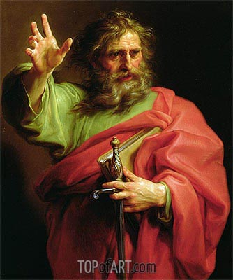 Pompeo Batoni | St Paul, Undated